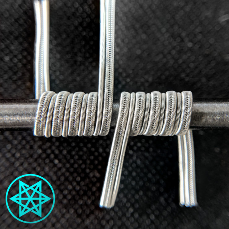 Clapton Staged SFC (Aro Coil)