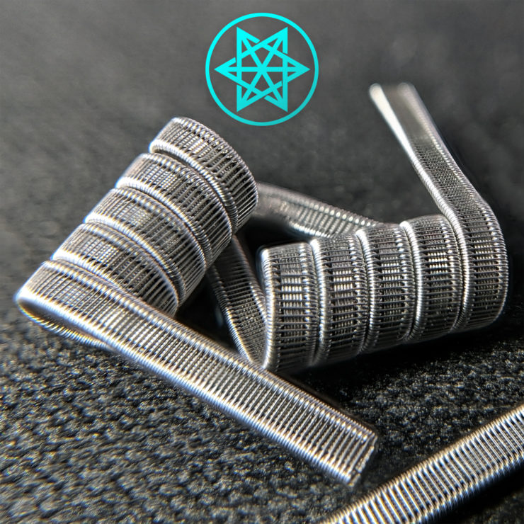 Staple Staggered Fused Clapton (SSFC)